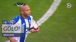 GOLO! FC Porto, Brahimi aos 16', FC Porto 1-1 Rio Ave FC