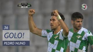 GOLO! Moreirense FC, Pedro Nuno aos 36', Moreirense FC 1-1 Rio Ave FC