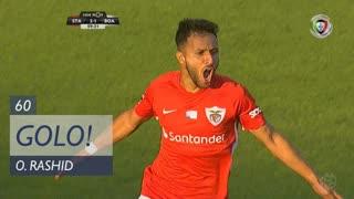 GOLO! Santa Clara, O. Rashid aos 60', Santa Clara 3-1 Boavista FC