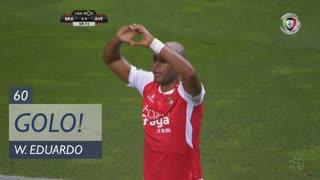 GOLO! SC Braga, Wilson Eduardo aos 60', SC Braga 1-1 CD Aves