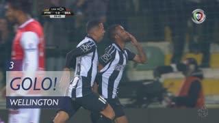 GOLO! Portimonense, Wellington aos 3', Portimonense 1-0 SC Braga