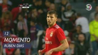 SL Benfica, Jogada, Rúben Dias aos 12'