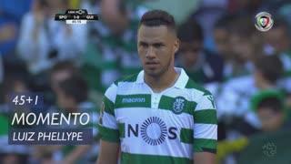 Sporting CP, Jogada, Luiz Phellype aos 45'+1'