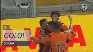 GOLO! Portimonense, Shoya aos 5', Portimonense 1-0 Vitória SC