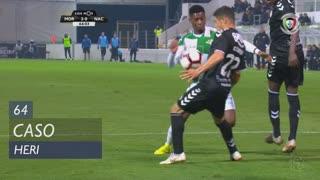 Moreirense FC, Caso, Heri aos 65'