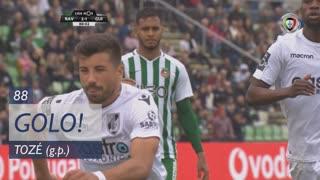 GOLO! Vitória SC, Tozé aos 88', Rio Ave FC 2-1 Vitória SC