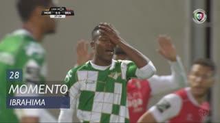 Moreirense FC, Jogada, Ibrahima aos 28'