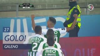GOLO! Rio Ave FC, Galeno aos 27', Rio Ave FC 1-0 Vitória FC