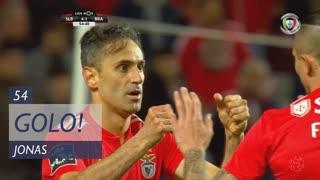 GOLO! SL Benfica, Jonas aos 54', SL Benfica 4-1 SC Braga