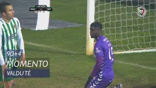 Vitória FC, Jogada, Valdo aos 90'+4'