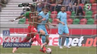 SC Braga, Caso, João Palhinha aos 13'