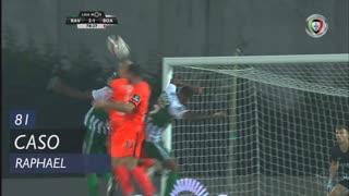 Boavista FC, Caso, Raphael aos 81'
