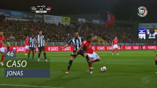 SL Benfica, Caso, Jonas aos 46'