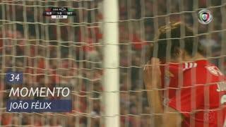 SL Benfica, Jogada, João Félix aos 34'
