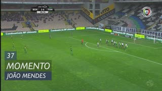 CD Tondela, Jogada, João Mendes aos 37'