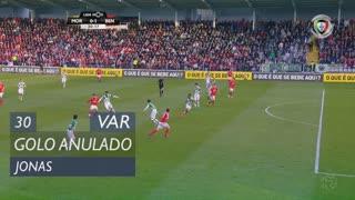 SL Benfica, Golo Anulado, Jonas aos 30'