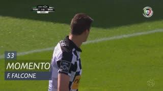 Boavista FC, Jogada, F. Falcone aos 53'