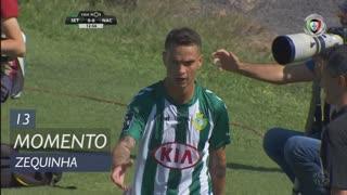 Vitória FC, Jogada, Zequinha aos 13'