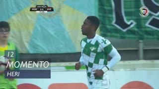 Moreirense FC, Jogada, Heri aos 12'