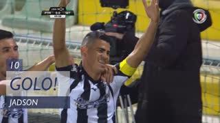 GOLO! Portimonense, Jadson aos 10', Portimonense 1-0 Vitória FC