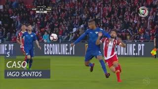 Moreirense FC, Caso, Iago Santos aos 5'