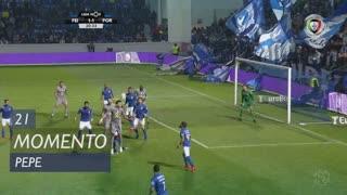FC Porto, Jogada, Pepe aos 21'