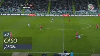 SL Benfica, Caso, Jardel aos 20'