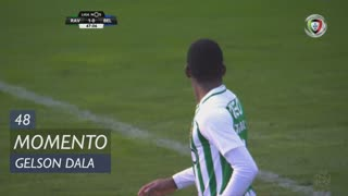Rio Ave FC, Jogada, Gelson Dala aos 48'