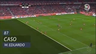 SC Braga, Caso, Wilson Eduardo aos 87'