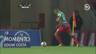 Marítimo M., Jogada, Edgar Costa aos 18'