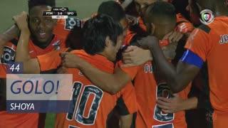 GOLO! Portimonense, Shoya aos 44', Portimonense 2-0 Sporting CP