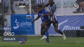 FC Porto, Caso, Manafá aos 90'+1'