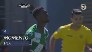 Moreirense FC, Jogada, Heri aos 4'