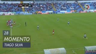 CD Feirense, Jogada, Tiago Silva aos 28'