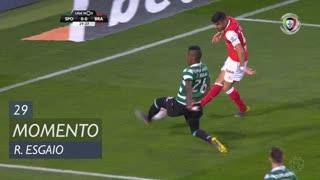 SC Braga, Jogada, Ricardo Esgaio aos 29'