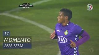 Vitória FC, Jogada, Éber Bessa aos 17'