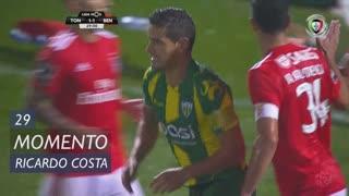 CD Tondela, Jogada, Ricardo Costa aos 29'