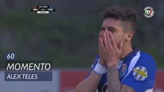FC Porto, Jogada, Alex Telles aos 60'