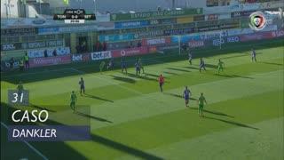 Vitória FC, Caso, Dankler aos 31'