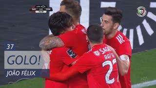 GOLO! SL Benfica, João Félix aos 37', SL Benfica 2-0 GD Chaves