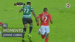 Sporting CP, Jogada, Jovane Cabral aos 85'