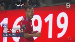 SL Benfica, Jogada, Seferovic aos 27'