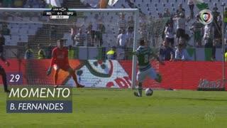 Sporting CP, Jogada, Bruno Fernandes aos 29'