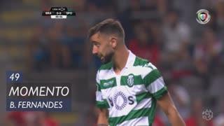 Sporting CP, Jogada, Bruno Fernandes aos 49'