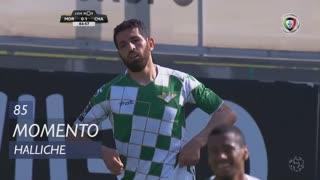 Moreirense FC, Jogada, Halliche aos 85'