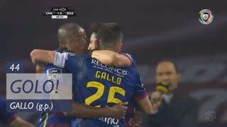 GOLO! GD Chaves, Gallo aos 44', GD Chaves 1-0 Boavista FC