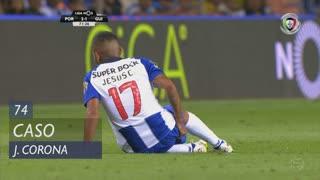 FC Porto, Caso, J. Corona aos 74'