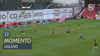 Rio Ave FC, Jogada, Galeno aos 33'