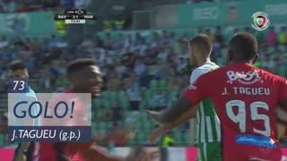 GOLO! Marítimo M., J.Tagueu aos 73', Rio Ave FC 2-1 Marítimo M.