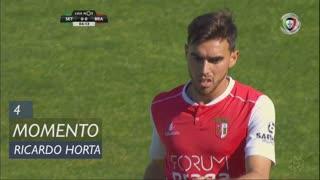 SC Braga, Jogada, Ricardo Horta aos 4'